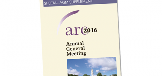 ARC NEWS AGM 2016 - Nottingham
